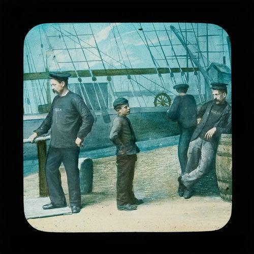 Nautical Stowaway Series Photographs 3