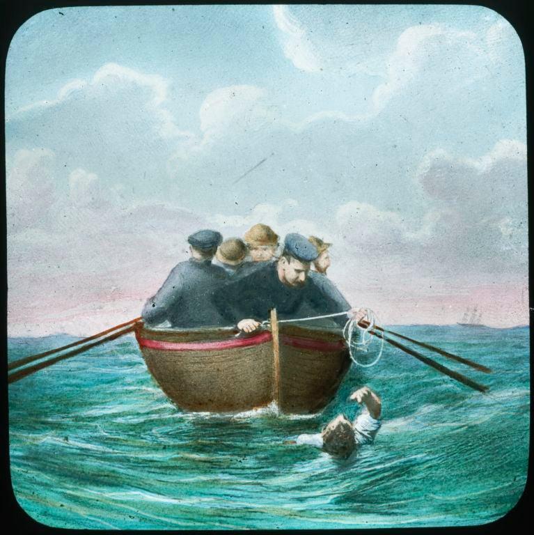 English Nautical Stowaway Series Photographs