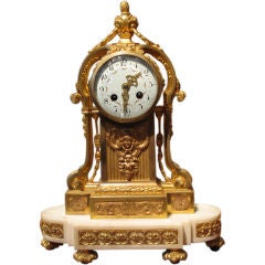 Louis XVI Style Clock
