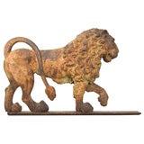 Lion Garden Figure