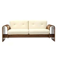 Two-Seat Sofa by Oscar Niemeyer