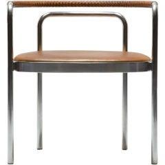 PK 12 Chair Designed by Poul Kjaerholm, Denmark, 1964