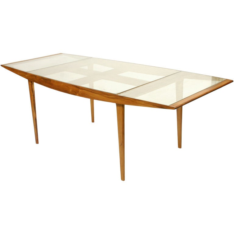 Dining Table By Martin Eisler 1950s For Sale