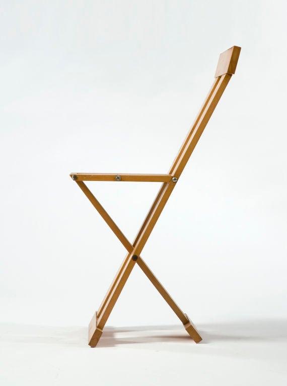 """Frei Egidio"" chair by Lina Bo Bardi 3"