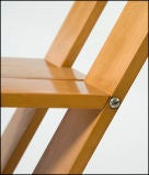 """Frei Egidio"" chair by Lina Bo Bardi image 5"