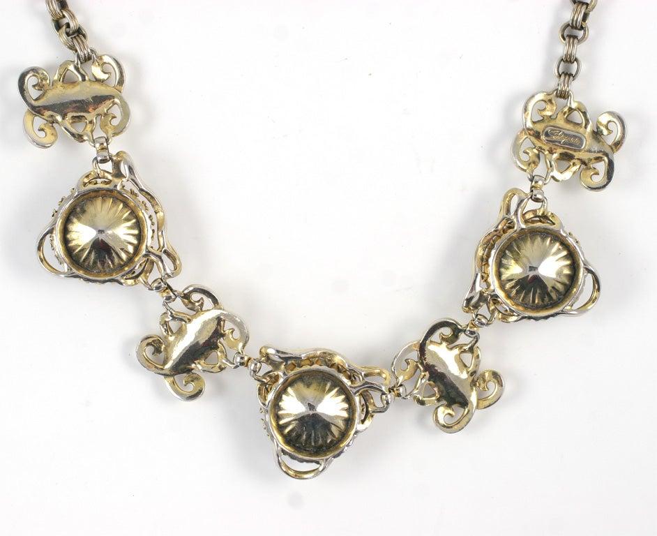 Schiaparelli Necklace For Sale 4