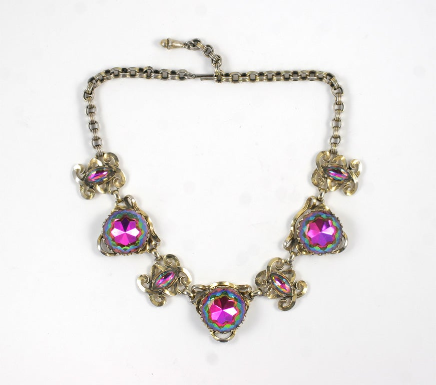 Schiaparelli Necklace For Sale 7