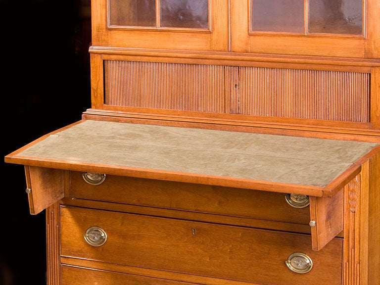Federal New Hampshire Secretary In Good Condition For Sale In Norwalk, CT