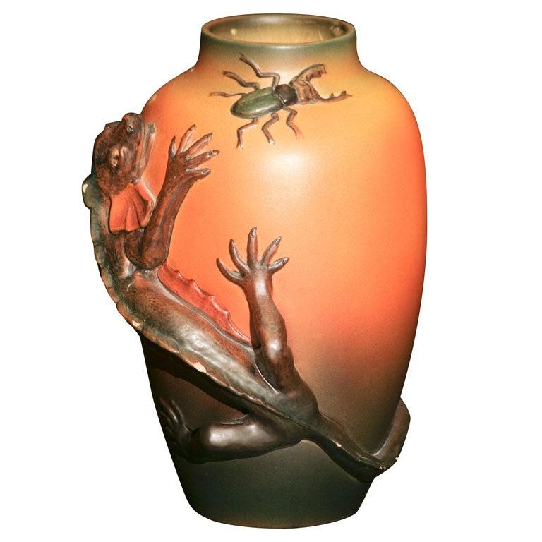 Vase By Ipsen For Sale At 1stdibs