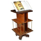 Revolving Bookcase Antique