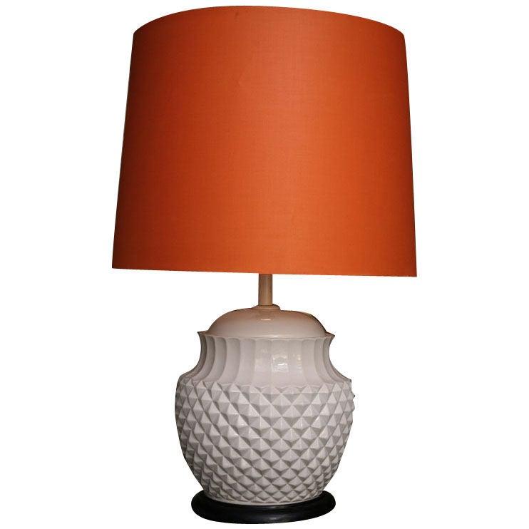 Monumental Roche Bobois PineappleTable Lamp At 1stdibs