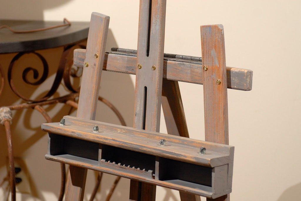 20th Century French Painter's Easel image 3