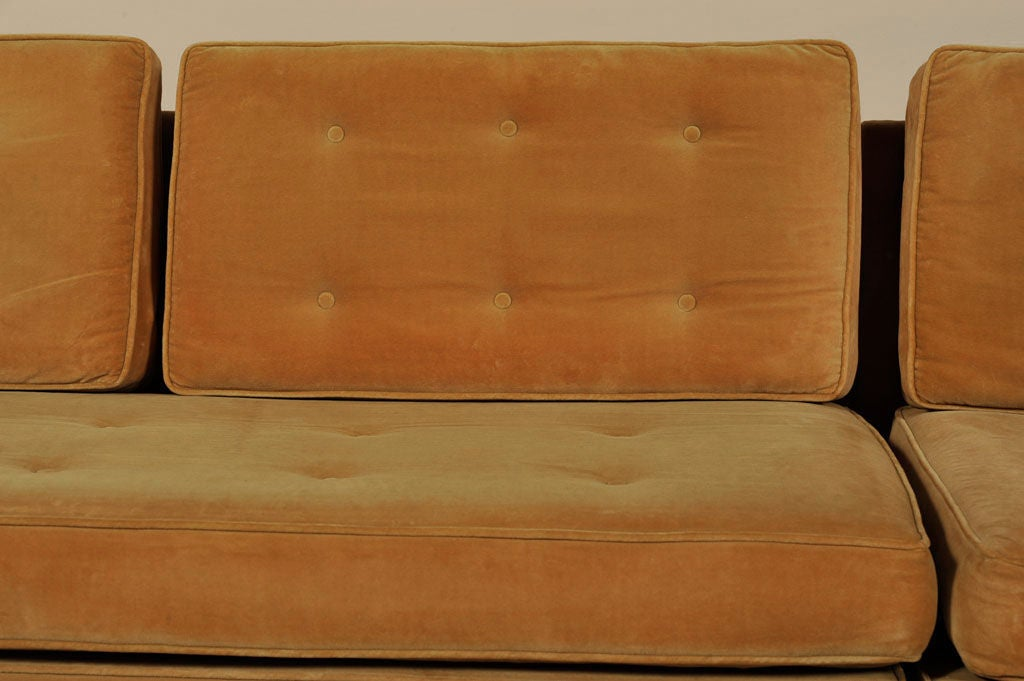 Superb Wing Sectional Sofa by Tommi Parzinger 4