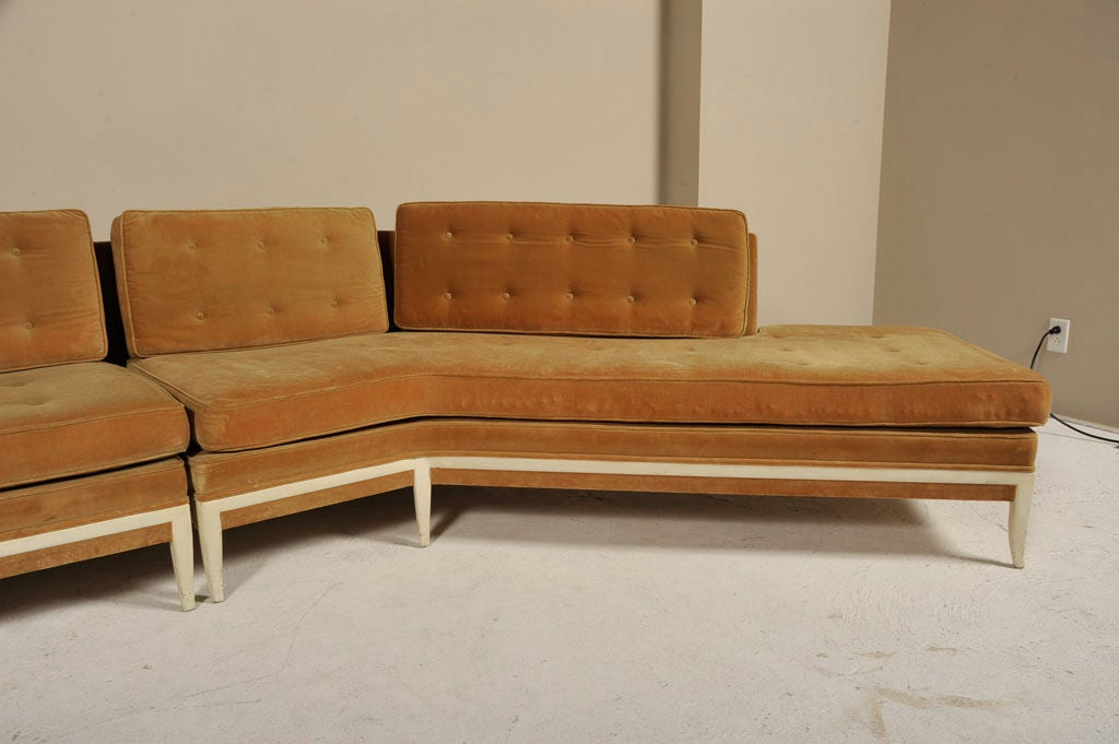 Superb Wing Sectional Sofa by Tommi Parzinger 5