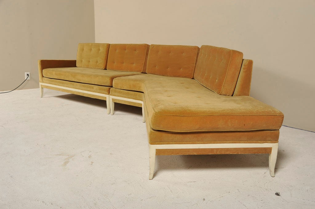 Superb Wing Sectional Sofa by Tommi Parzinger 7