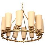 Fantastic Brass Candelier