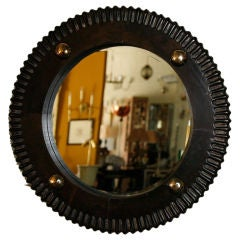 Nautical Style Gear Style Mirror