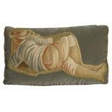 18th Century Tapestry Lumbar Pillow