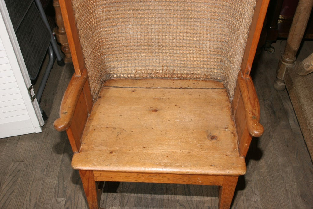 Orkney Chair At 1stdibs