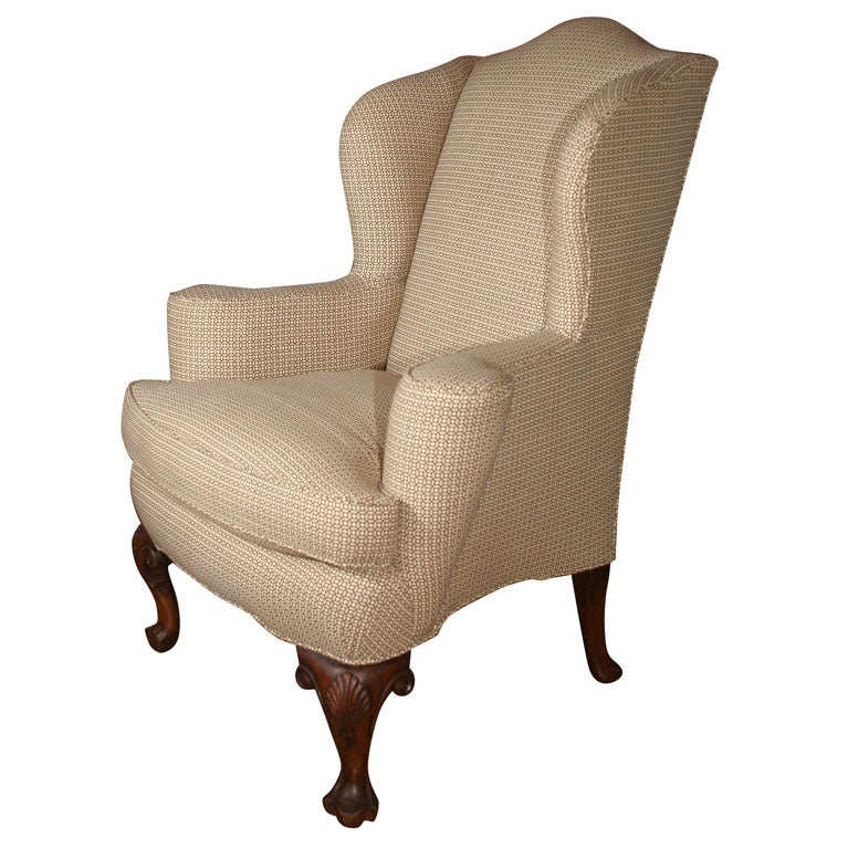 Louis XV Style Bergere Chair at 1stdibs