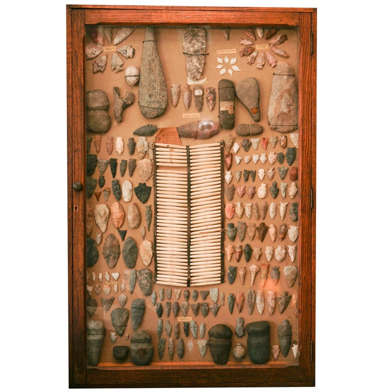 Museum Indian Artifacts Collection At 1stdibs