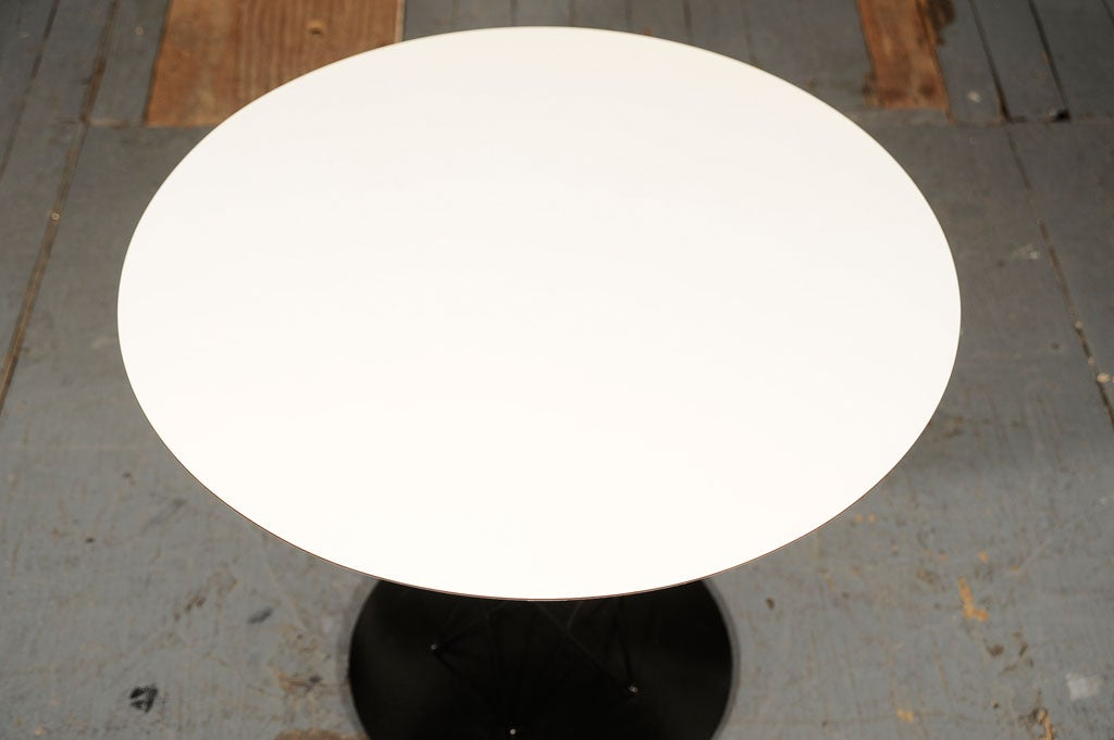 Noguchi Cyclone Table This Original Cyclone Side Table by Isamu Noguchi for Knoll is no ...