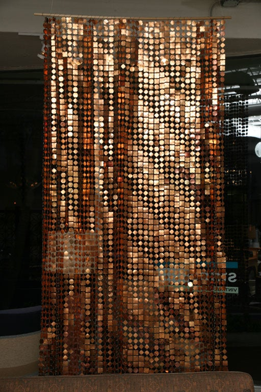 Paco Rabanne Space Curtain image 2