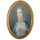 Early 19th Century Female Portrait