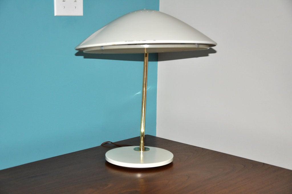 American Lightolier Desk Lamp Designed By Gerald Thurston For