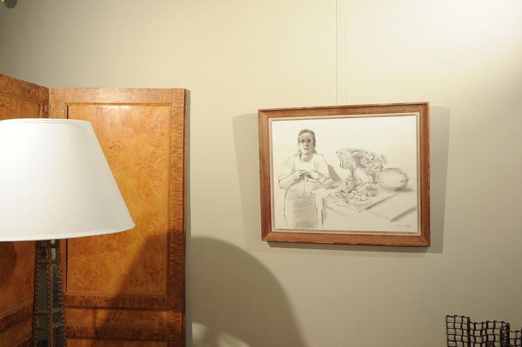 Van Day Truex Drawings by Van Day Truex Image 3