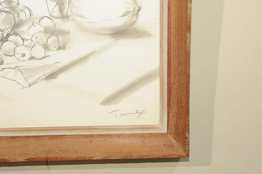 Van Day Truex Drawings by Van Day Truex Image 4