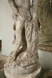 Composite Stone Garden Statue of a Lady taking her Bath image 8