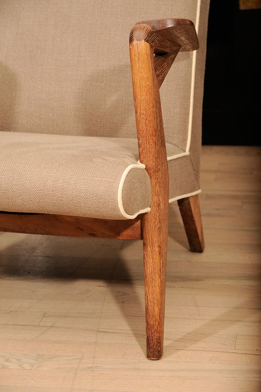Pair of Parker Knoll Armchairs For Sale 2