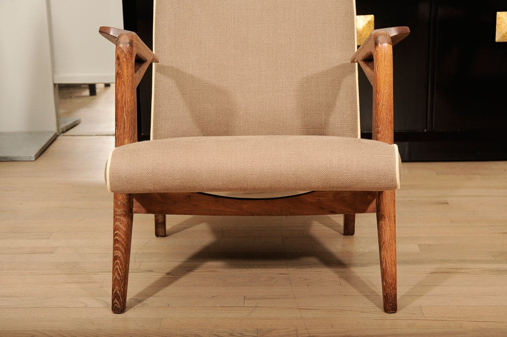 Pair of Parker Knoll Armchairs For Sale 3