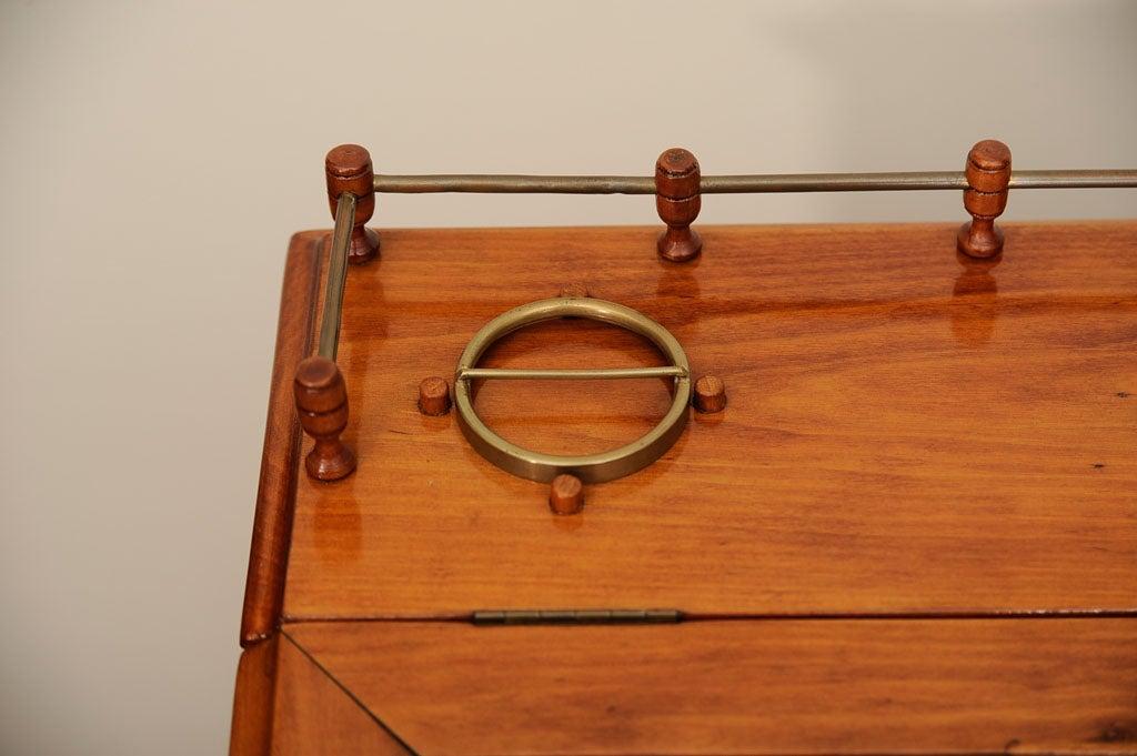 19th Century Biedermeier Cigar Desk For Sale