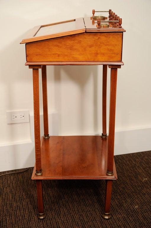 Biedermeier Cigar Desk For Sale 2