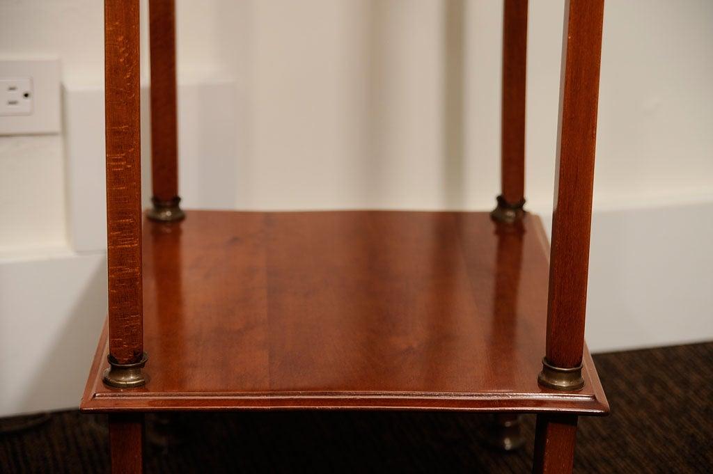 Biedermeier Cigar Desk For Sale 4