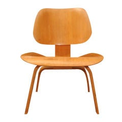 Early Charles Eames LCW