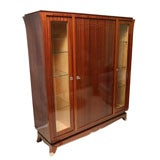 Art Deco Bar / Display cabinet 1940's
