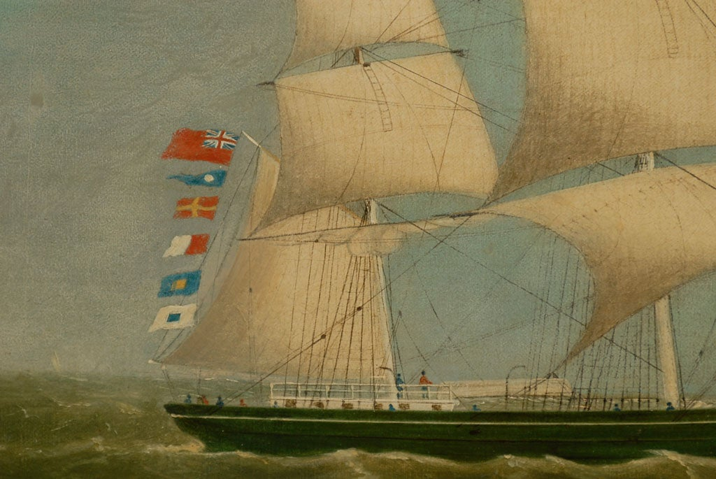 Large ship Painting For Sale 1
