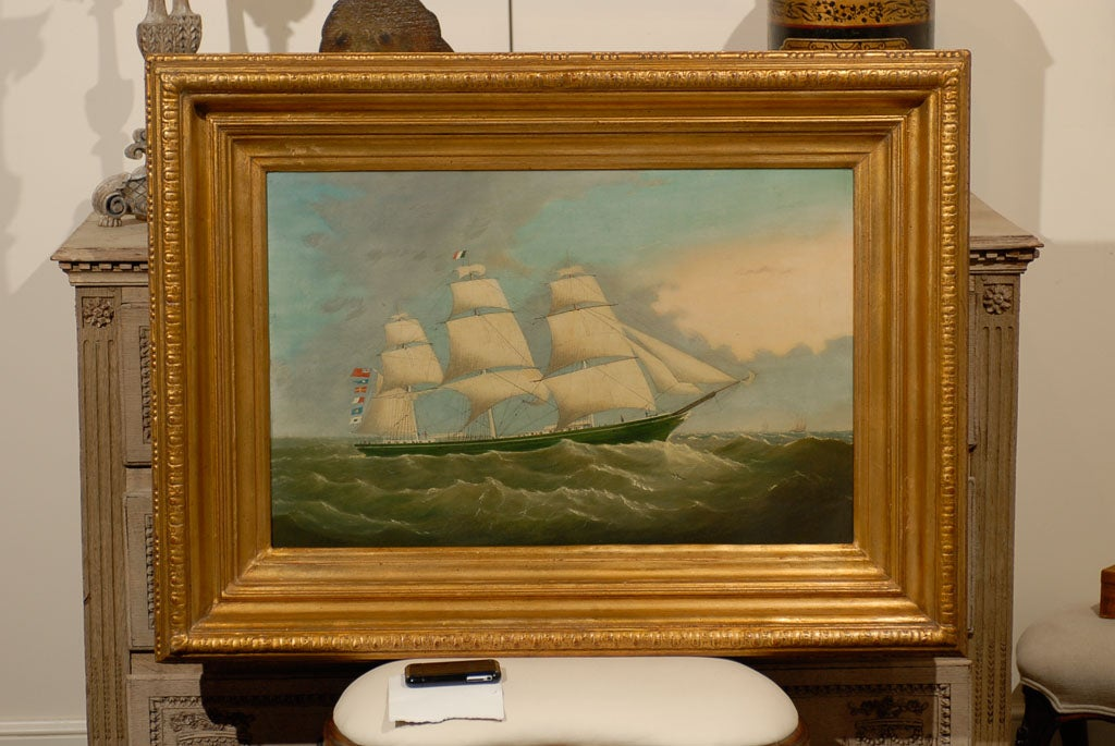 Large ship Painting For Sale 2