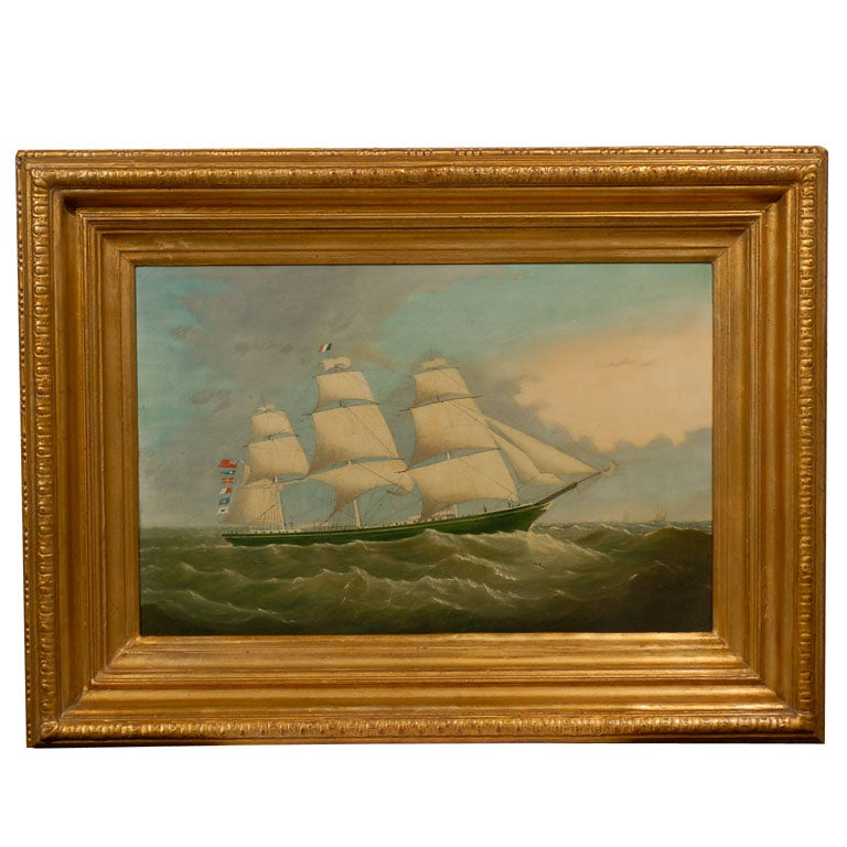 Large ship Painting For Sale