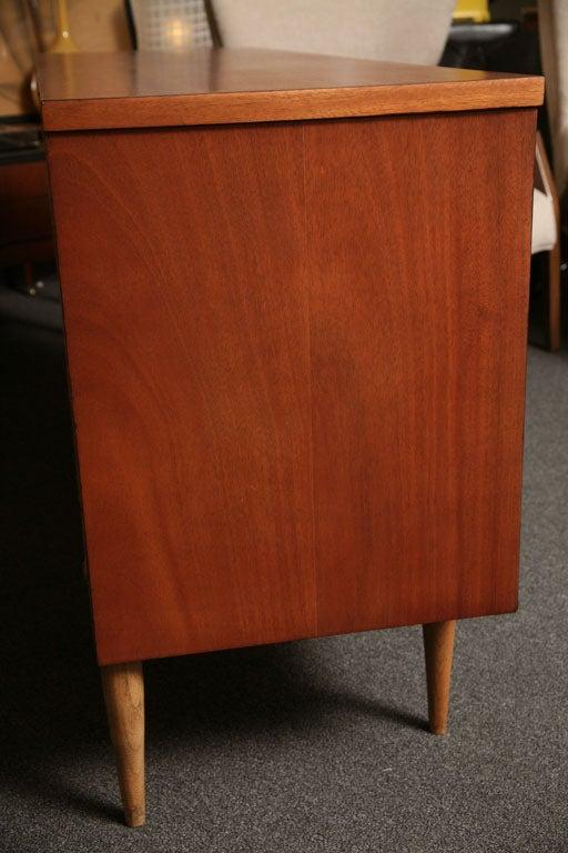 Tres Smart 50's Modern  Walnut Dresser 5