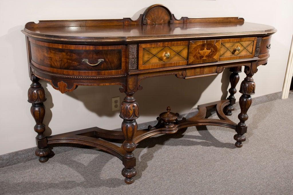Tudor Style Sideboard Buffet At 1stdibs