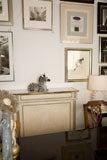 Italian Ceramic Zebra with Painted Finish image 2