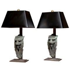 Bronze Mount Lamp Conversions