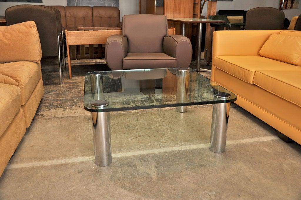 Coffee Table designed by Marco Zanuso for Zanotta 3