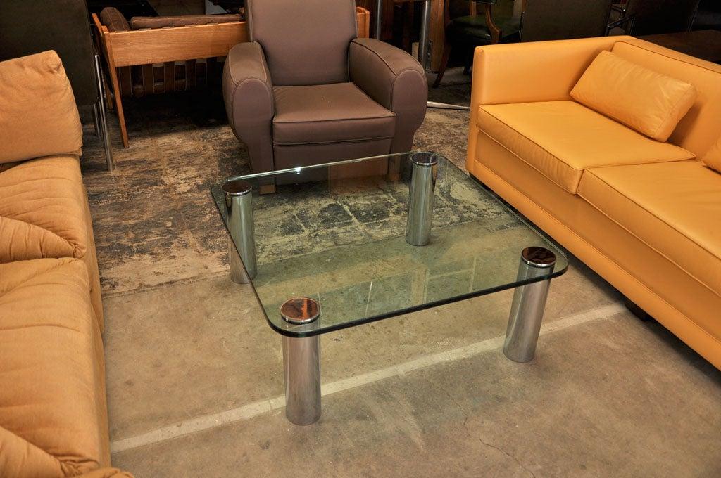 Coffee Table designed by Marco Zanuso for Zanotta 4