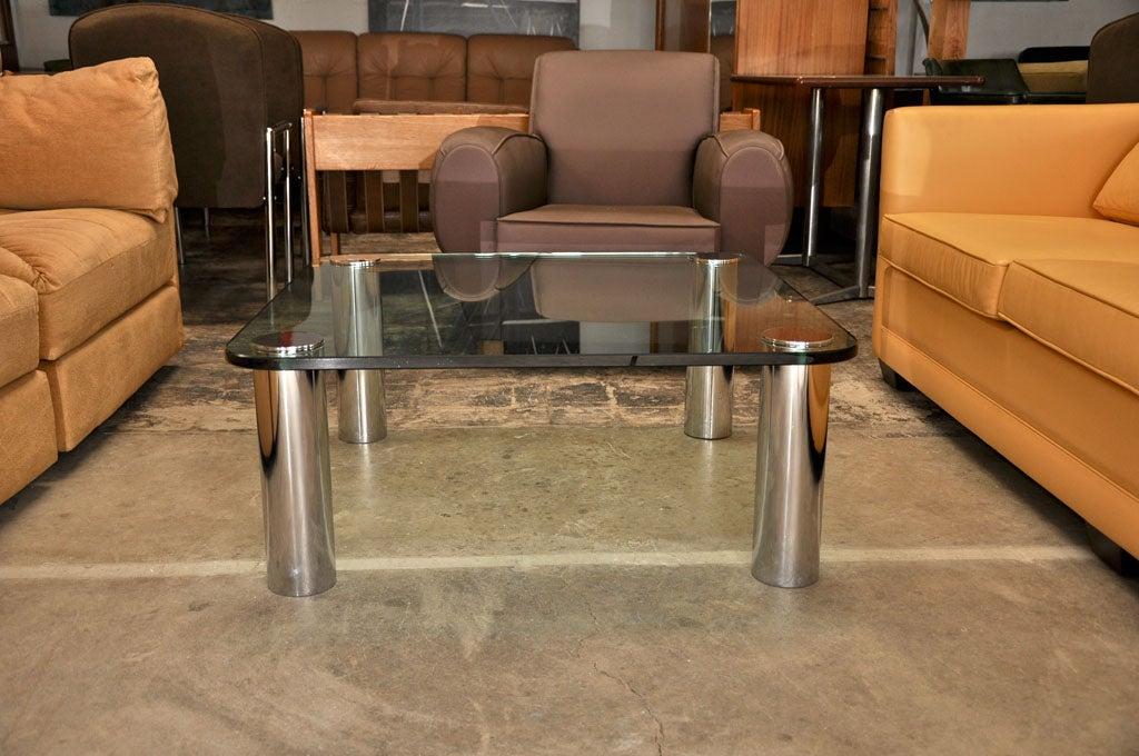 Coffee Table designed by Marco Zanuso for Zanotta 5
