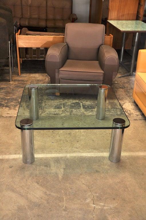 Coffee Table designed by Marco Zanuso for Zanotta 6